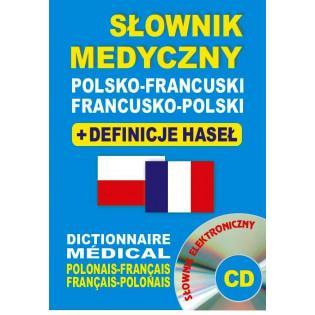 Słownik medyczny pol-fr i...