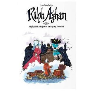 Ralph Azham T.4 Nigdy nic...