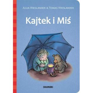 Kajtek i Miś Zakamarki ---