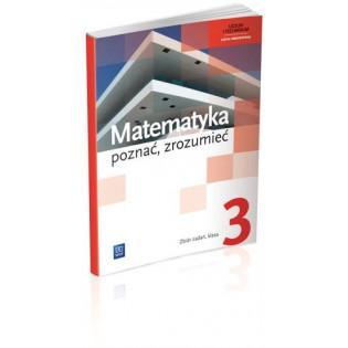 Matematyka LO 3 Poznać,...