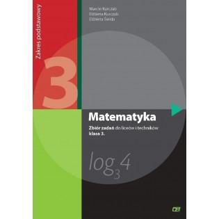 Matematyka LO 3 zbiór zadań...