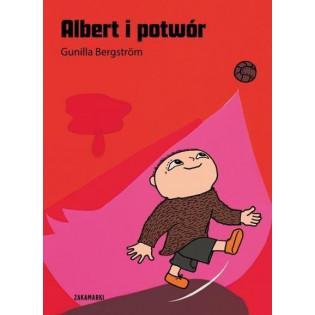 Albert i potwór Zakamarki ---