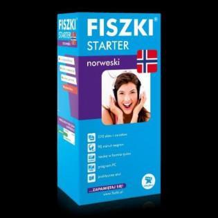 Norweski. Fiszki - Starter...