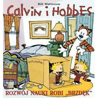 Calvin i Hobbes T.6 Rozwój...