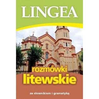 Rozmówki litewskie ze...