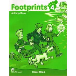 Footprints 4 WB MACMILLAN...