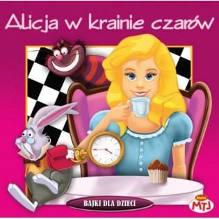 Bajki dla dzieci - Alicja w...