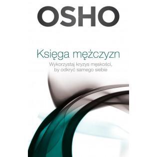 Księga mężczyzn OSHO Czarna...
