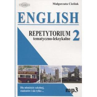 English. Repetytorium 2...