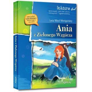 Ania z Zielonego Wzgórza z...