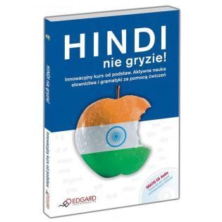 Hindi nie gryzie! + CD...