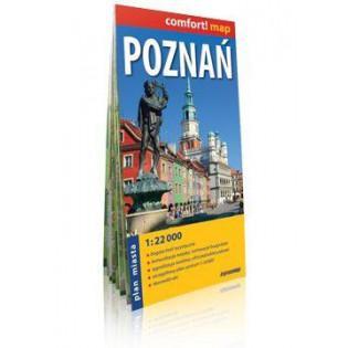 Comfort!map Poznań 1:22 000...