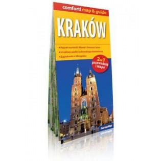 Comfort!map&guide Kraków...
