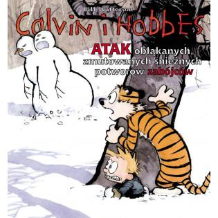 Calvin i Hobbes T.7 Atak...