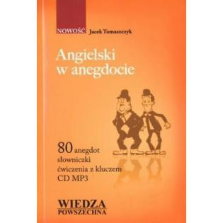 Angielski w anegdocie + CD...