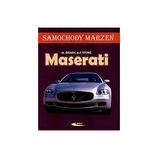 Maserati. Samochody marzeń...