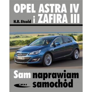 Opel Astra IV i Zafira III...