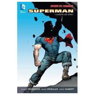 Superman T.1 I ludzie ze...