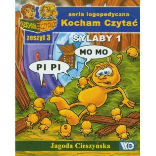 Kocham czytać zeszyt 3....