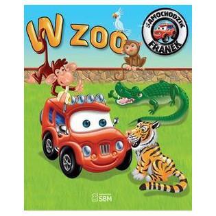 Samochodzik Franek. W zoo...