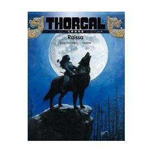 Thorgal - Louve T.1. Raissa...