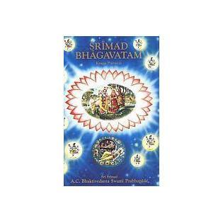 Srimad Bhagavatam. Księga...