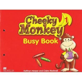 Cheeky Monkey 1 WB...