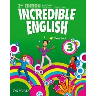 Incredible English 2E 3 CB...