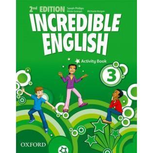 Incredible English 2E 3 AB...