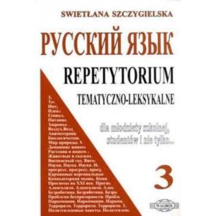 Russkij. Repetytorium 3...