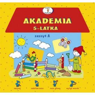 Akademia 5-latka zeszyt A...