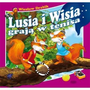 Lusia i Wisia graja w...