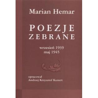 Poezje zebrane 1939-1945...