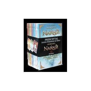 Opowieści z Narnii tom 1-7...