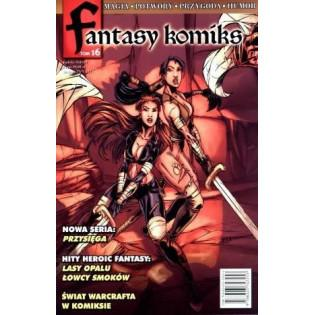 Fantasy komiks T.16 Egmont ---