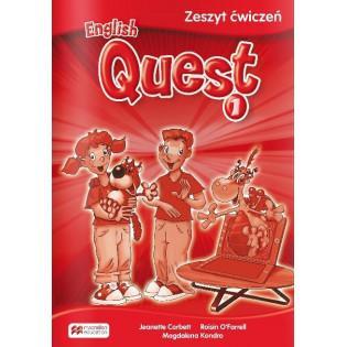 English Quest 1 WB do...