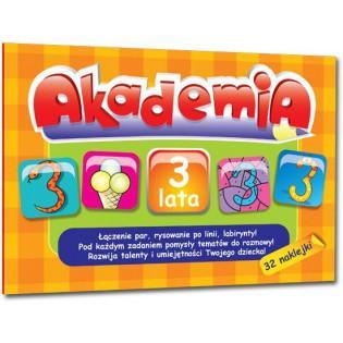 Akademia - 3 lata +32...