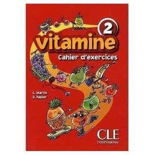 Vitamine 2 ćwiczenia+CD CLE...