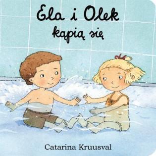 Ela i Olek kąpią się...