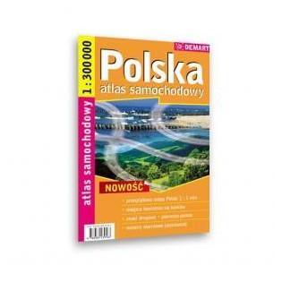 Atlas sam. Polska 1:300 000...