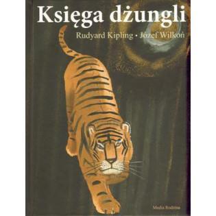 Księga dżungli Media...