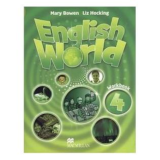 English World 4 WB...