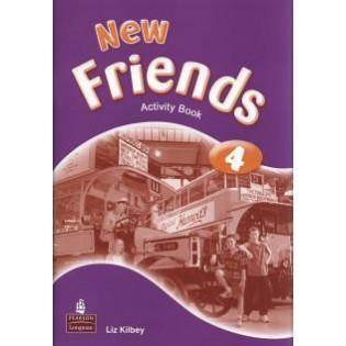 Friends NEW 4 WB PEARSON...
