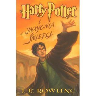 Harry Potter 7 Insygnia...