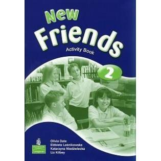 Friends NEW 2 WB PEARSON...