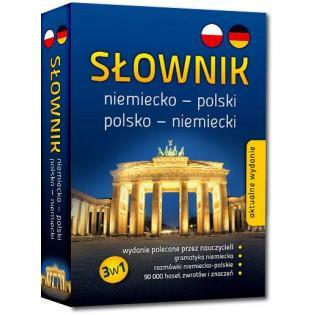 Słownik niem-pol-niem 90000...
