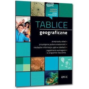 Tablice geograficzne GREG...