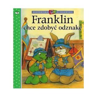 Franklin chce zdobyć...