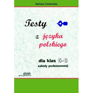 Testy z języka polskiego...