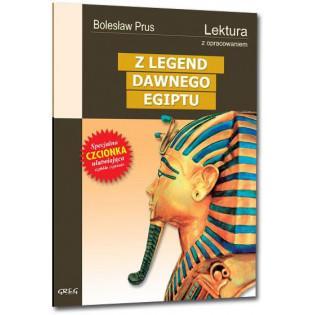 Z legend dawnego Egiptu z...